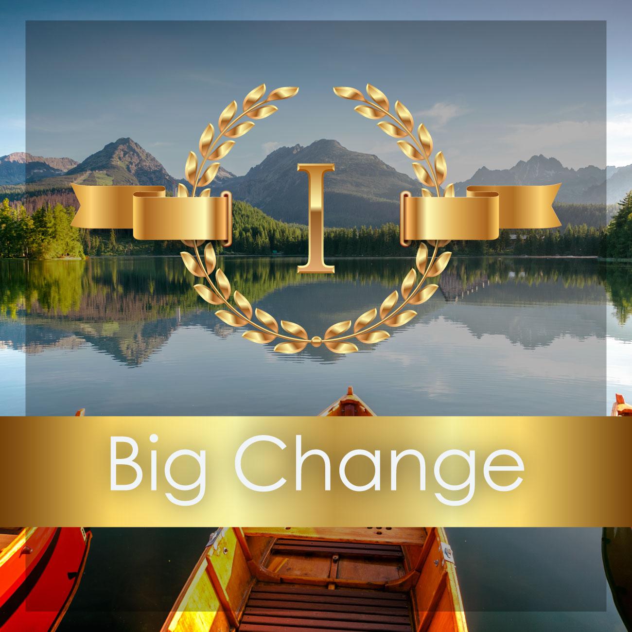 Big Change Membership